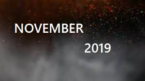 100 Club November 2019 winners